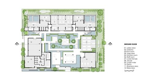 spa floor plan gallery of naman spa mia design studio 18 spa and studio