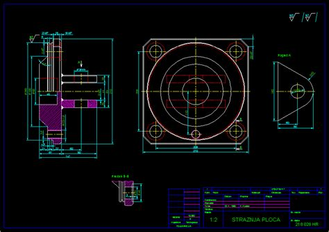 computer templates for autocad autocad exle 09 kresimir kustan personal pages