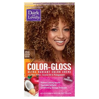 dark and lovely hair chart with face color dark and lovely color gloss semi permanent hair color