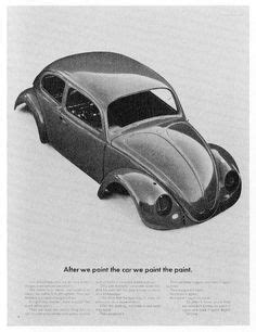 who created the lemon advert for volkswagen 1000 images about vw ads on volkswagen