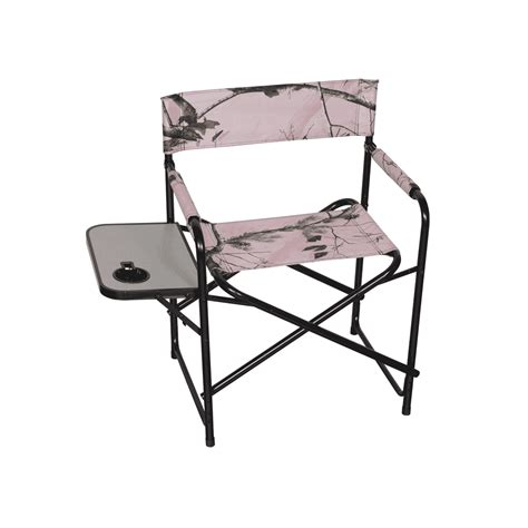 Pink Camo Chair - mahco outdoors director s chair pink camo northwoods
