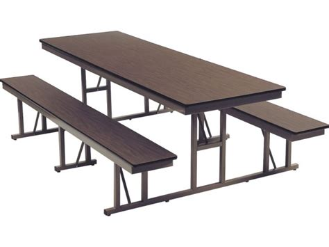 Cafeteria Tables And Chairs by Rectangular Cafeteria Table 8 Cafeteria Tables
