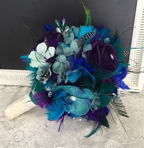 peacock wedding colors 25 best ideas about peacock wedding flowers on