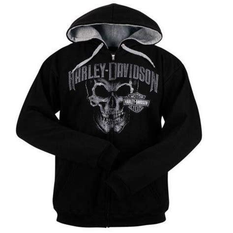 Vest Zipper Hoodie Harley Davidson 06 harley davidson zip up hoodie ebay