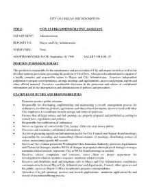 Sle Resumes For Administrative Assistants by Assistant Quantity Surveyor Resume Abroad Sales