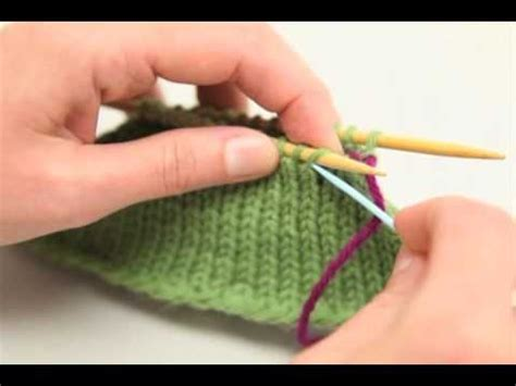 grafting in knitting seams stitches yarns and on