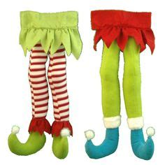 elf legs stuck in christmas tree 1000 images about in my tree on elves and decorations