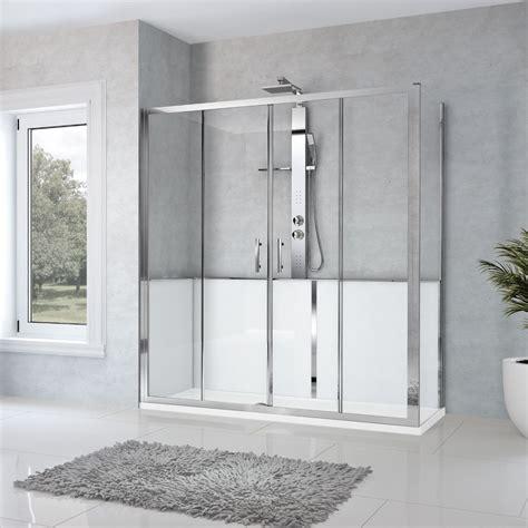 convertire vasca in doccia cabine doccia revolution zephyros 2a f novellini