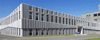 architects and designers building new architectural building material for contemporary