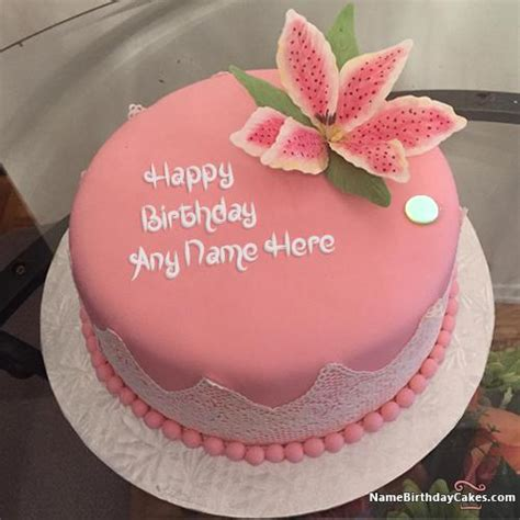 strawberry cake  happy birthday