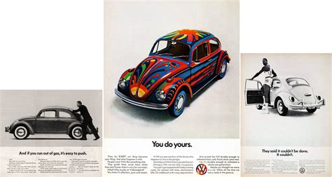 volkswagen think small visual rhetoric think small advertising caign