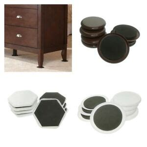 pieces plastic heavy duty reusable furniture sliders