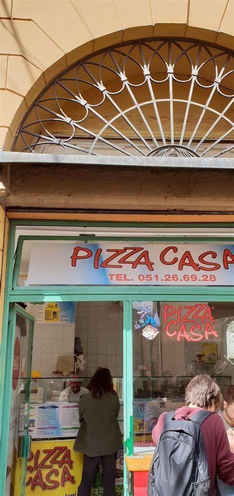 Pizza Casa Bologna by Pizza Casa Di Marzouk Fathi Bologna Restoran Yorumlar箟