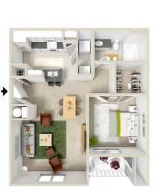 le plan d un appartement une pi 232 ce 50 id 233 es