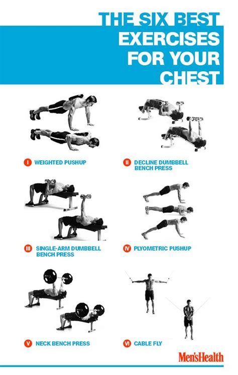 the 15 best chest exercises the 15 best exercises for your chest the o jays