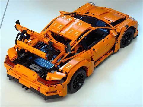 lego porsche 911 gt3 rs lego presenta el kit porsche 911 gt3 rs autocosmos com