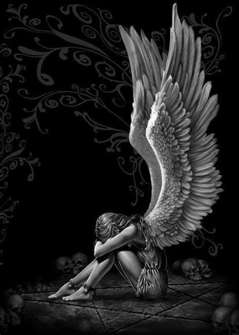 best 20 sad angel ideas on pinterest fallen angel wings