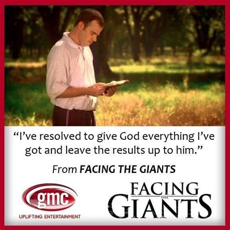 film motivasi facing the giants facing the giants movie quotes