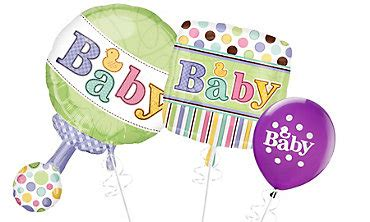 city balloons baby shower baby shower balloons new arrival balloons city