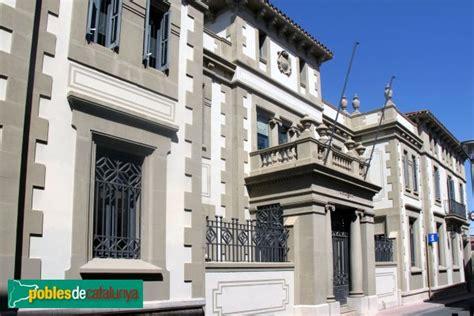 caixa de pensions oficines edifici de la caixa de pensions sant sadurn 237 d anoia