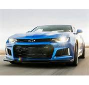 2017 Chevrolet Camaro ZL1 Sets Speed Record  Kelley Blue Book