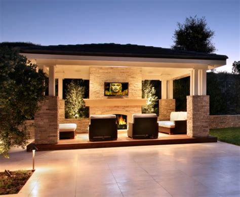 covered outdoor living spaces extend your living space this summer