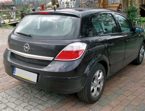 opel astra 1 6 opel astra 1 6 twinport technical details history photos