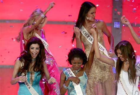 Tatana Kucharova Miss Crowned Miss World 2006 Pageant 2 by Bhuvanas Tatana Kucharova Crowned As Miss World 2006