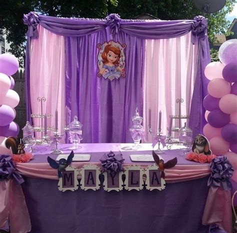 Princess Sofia Decorations by 293 Best Images About Sofia The Ideas On