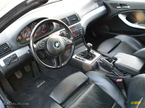 2002 Bmw 325i Interior by Black Interior 2002 Bmw 3 Series 325i Convertible Photo