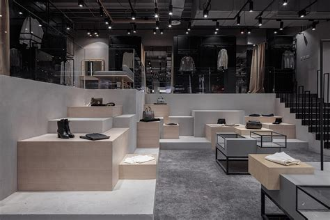 room 21 store jooos fitting room store in china by x living visuall
