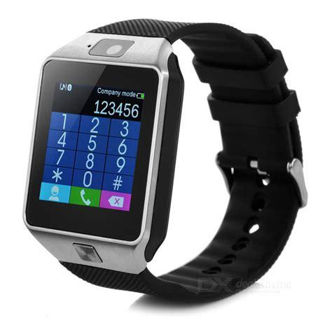 Smart U9 Dz09 Black List Black 2 dz09 bluetooth smart wrist w sim slot pedometer