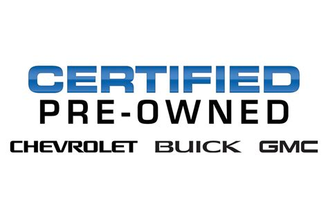 certified pre owned chevy detroit gm launches chevrolet buick gmc certified pre owned