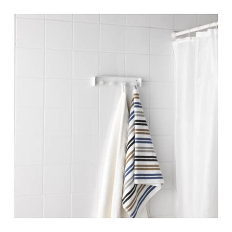 enudden towel rack white ikea