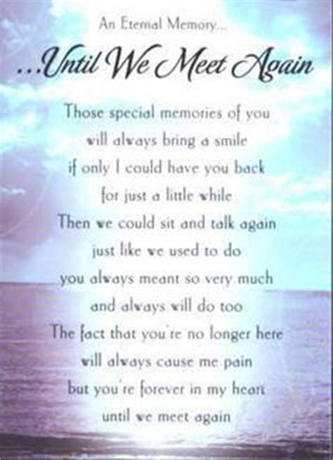 funeral poems on pinterest | poem, miss you and i miss you