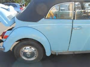 Electric Car Conversion In California Purchase Used 1970 Vw Beetle Convertible California Car