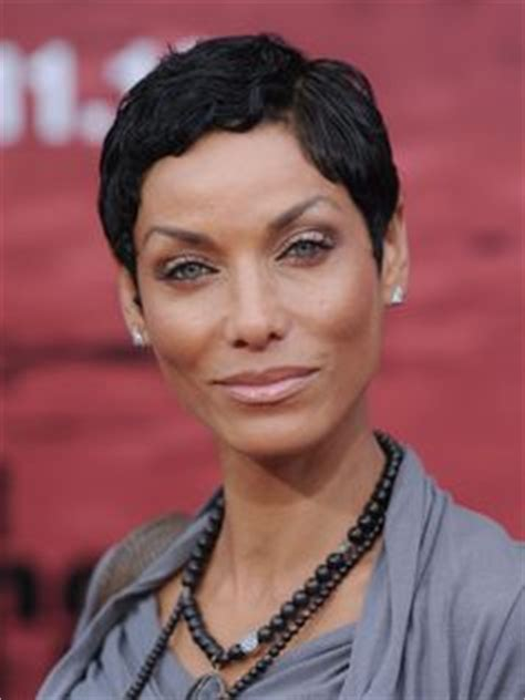nicole mitchell short curly casual hairstyle 1000 images about nicole murphy on pinterest nicole
