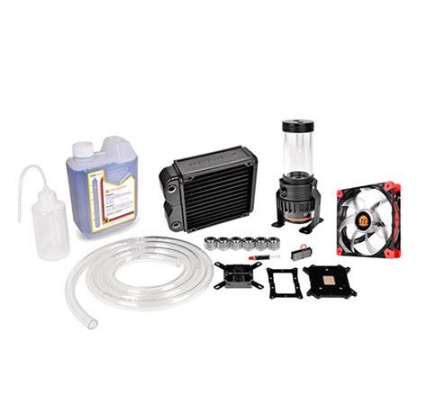 Botol Radiator Thermaltake Spain Pacific Rl140 D5 Water Cooling Kit