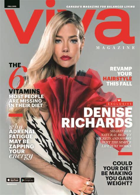 Cover Viva Richards Covers Viva Magazine Cloutier Remix