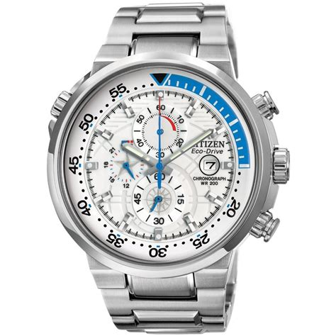 citizen eco drive ca0440 51a mens endeavour bracelet