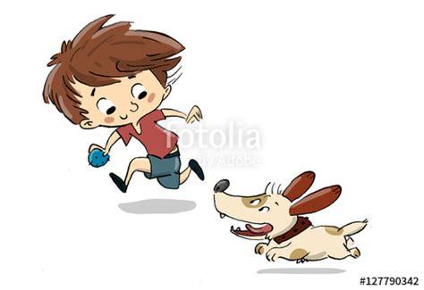 imagenes de niños jugando con un perro quot ni 241 o jugando con un perro corren y juegan quot stock photo