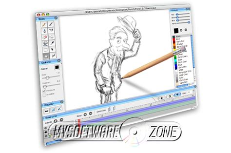 2d drawing software pencil 2d animation drawing creative