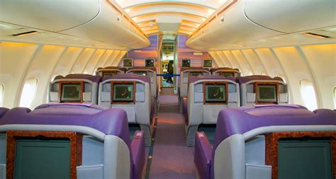 Boeing 747 Cabin Layout by Boeing 747 Aircraft Info