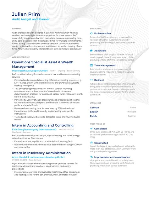 Resume Maker Mackay tips for a successful resume screenshot strong resume