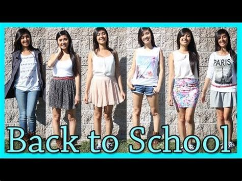 Back To School Fashion Flout by Lookbook Back To School Ideas Early Fall