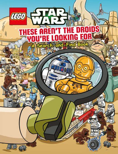 Find Looking For Lego 174 Wars Lego Wars These Aren T The Droids You Re Looking For A