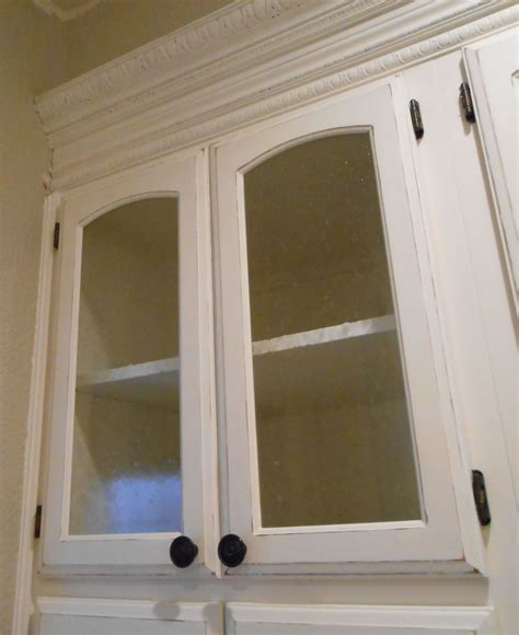 Building Glass Cabinet Doors Diy Changing Solid Cabinet Doors To Glass Inserts