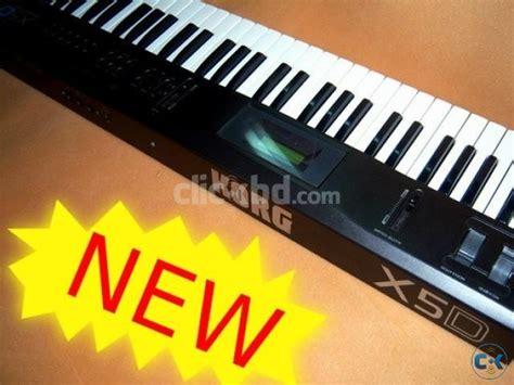 Keyboard X5d korg x5d keyboard wih flight clickbd