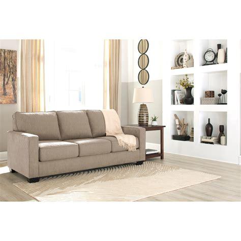 ashley zeb sofa sleeper signature design by ashley zeb 3590239 queen sofa sleeper