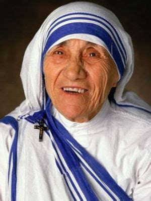 biography of mahatma gandhi and mother teresa the canonization of blessed st teresa of calcutta